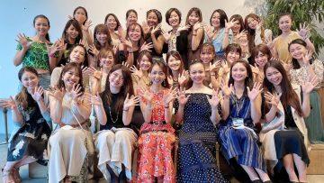 『2020 BEAUTY JAPAN』ファイナリスト挑戦者への闘魂注入の会