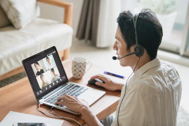 """〈web連載:日経電子版""""NIKKEI STYLE"""" 〉コロナで変わる転職市場 来年はオンライン化一段と"""