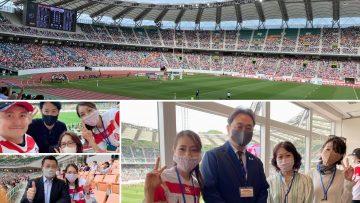 リポビタンDチャレンジカップ2021 日本代表vsサンウルブズ戦